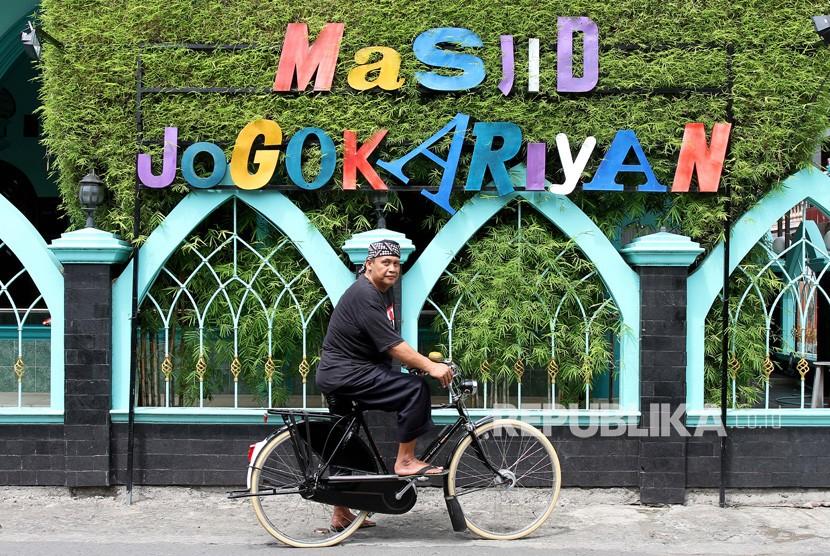 Jogokariyan Laksanakan Bersih Masjid Gratis di DIY (ilustrasi).
