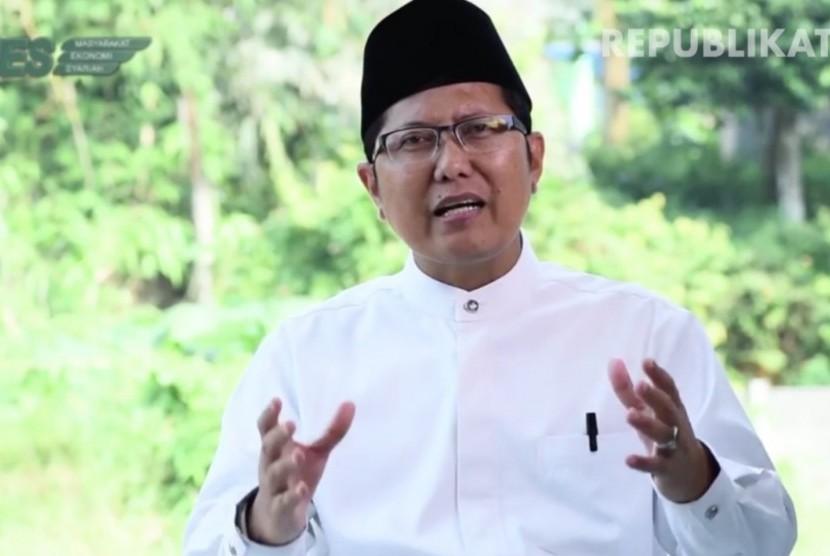 Ketua Komisi Dakwah dan Pengembangan Masyarakat Majelis Ulama Indonesia, Cholil Nafis