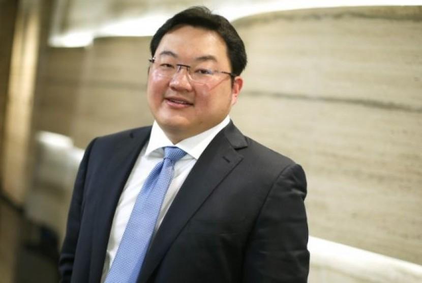 Pengusaha yang menjadi buronan skandal 1MDB, Low Taek Jho alias Jho Low