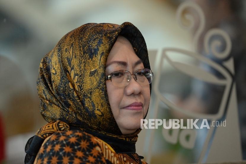 Peniliti LIPI Siti Zuhro.  (Republika/Wihdan)