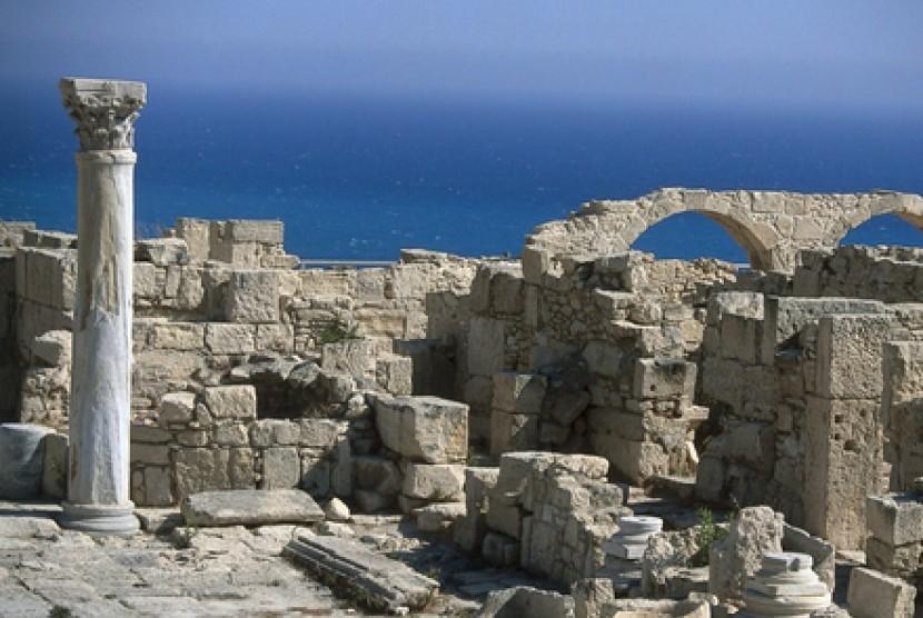 Peninggalan Sejarah di Siprus