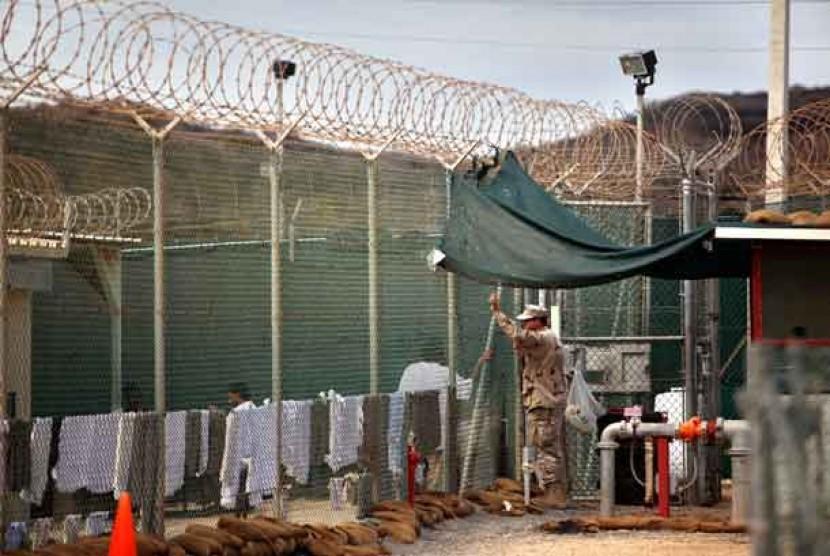 Penjara Guantanamo di Kuba