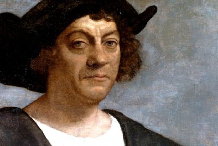 Penjelajah Spanyol Christoper Columbus
