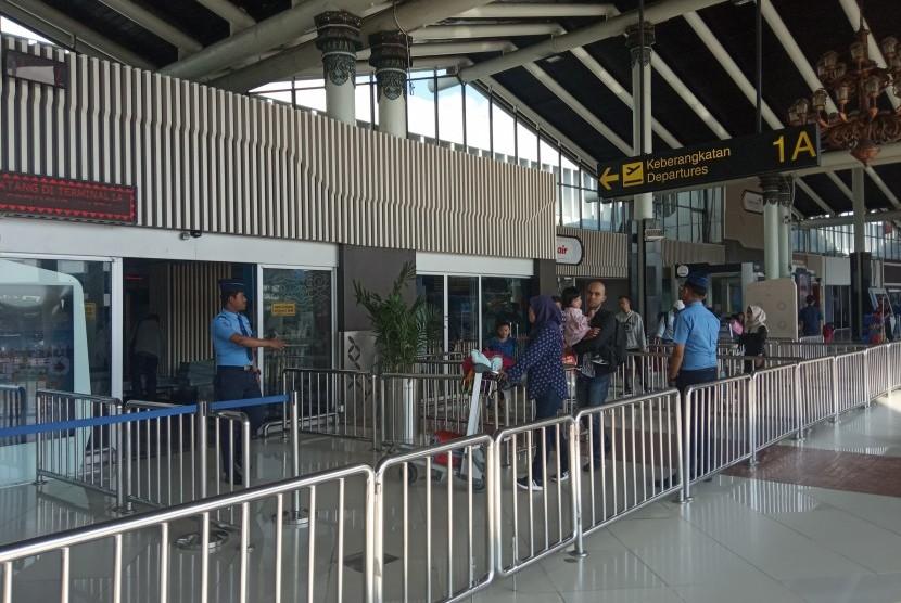 Penumpang Lion Air di Bandara Soekarno Hatta, Cengkareng