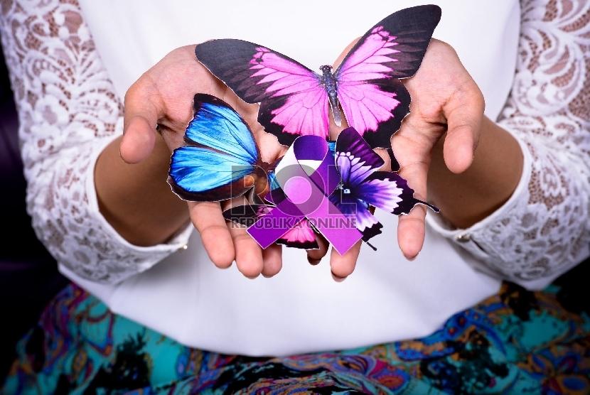 Penyakit lupus (ilustrasi)