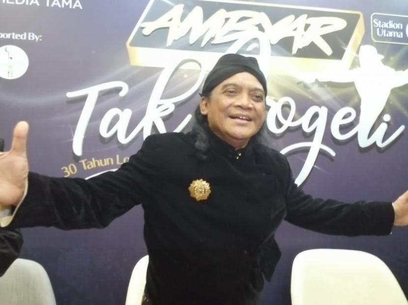 Godfather of Broken Heart Jelaskan Arti Nama Kempot | Republika Online