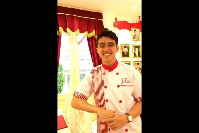 Penyanyi Kakak beradik, Vidi Aldiano dan Vadi Akbar akan membuka restoran baru bernuansa Istana,