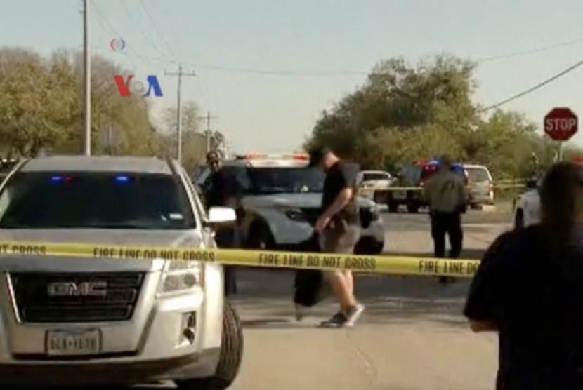Penyelidikan kasus penembakan massal di Texas, AS