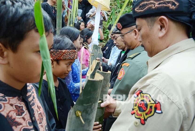 Seren Taun, salah satu ritual budaya Sunda (ilustrasi)