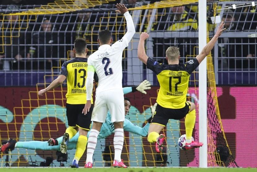 Dortmund 2-1 PSG