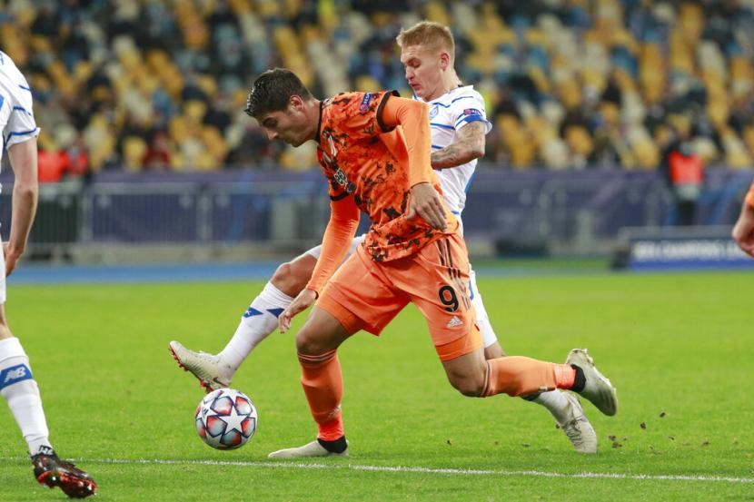Juventus Bawa Chiesa Unggul atas Dynamo Kiev Pada Musim Ini
