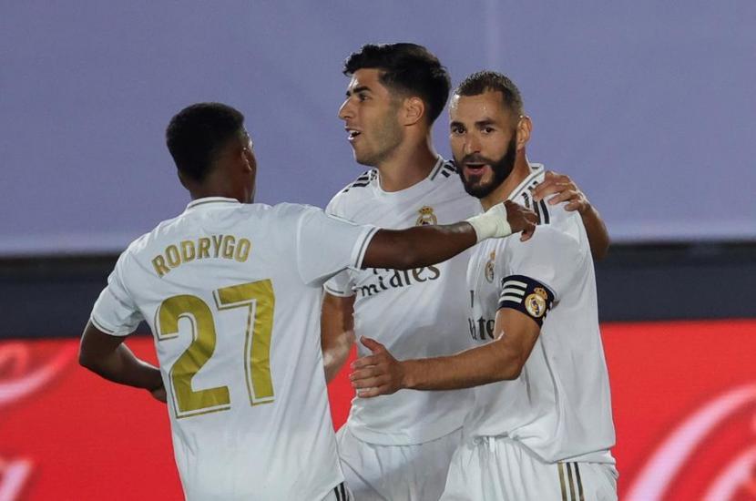 Klasemen Liga Spanyol Madrid Menuju Juara La Liga Republika Online
