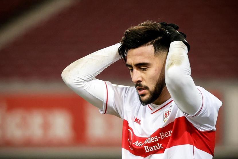 Nicolas Gonzalez pindah ke Fiorentina dari Stuttgart.