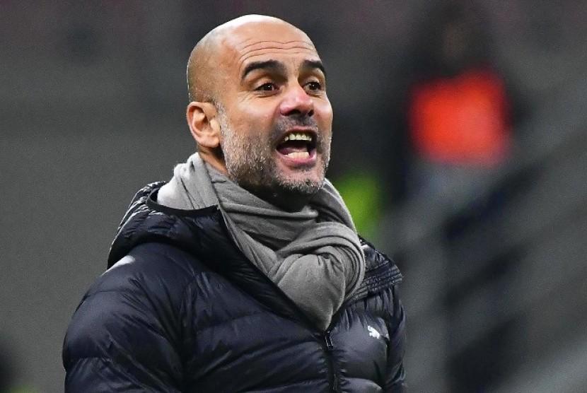 Respons Kasus FFP, Ini Pesan Guardiola ke Pemain Man City