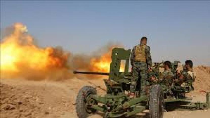 Perang Irak.