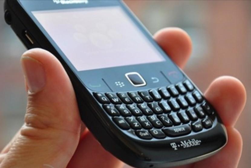 Perangkat BlackBerry yang didukung jaringan T-Mobile.