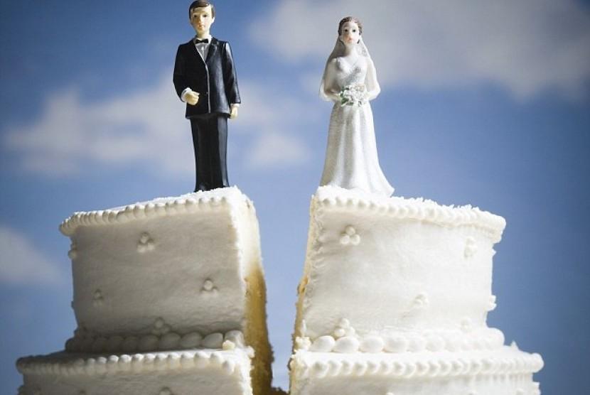Perceraian/ilustrasi