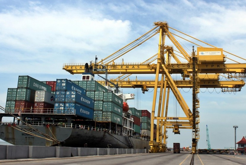 Perdagangan bebas (ilustrasi)
