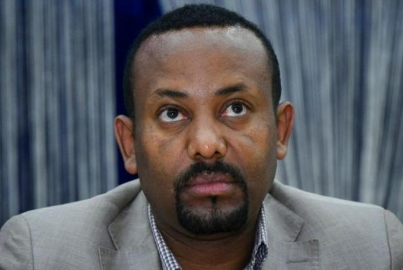 Perdana Menteri Ethiopia, Abiy Ahmed