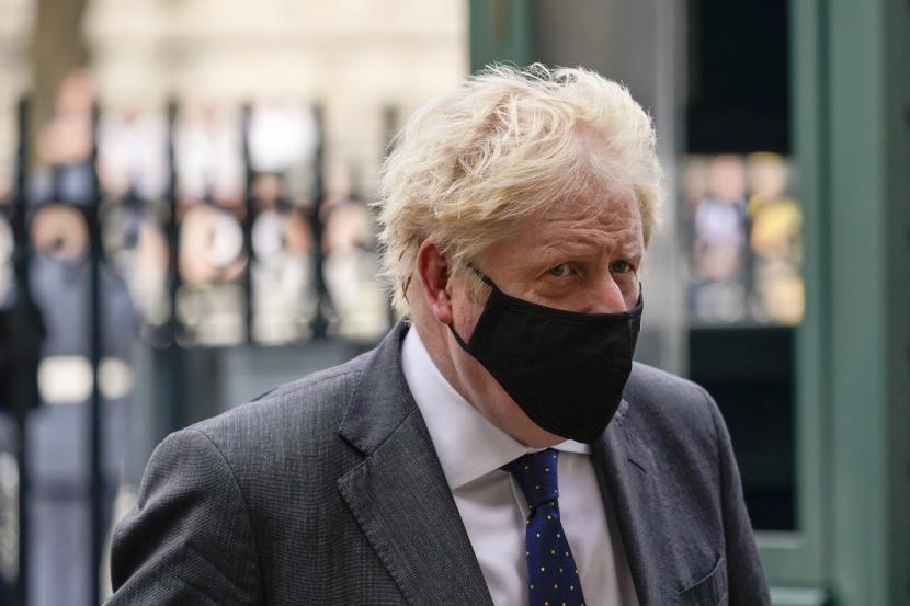 Perdana Menteri Inggris Boris Johnson.