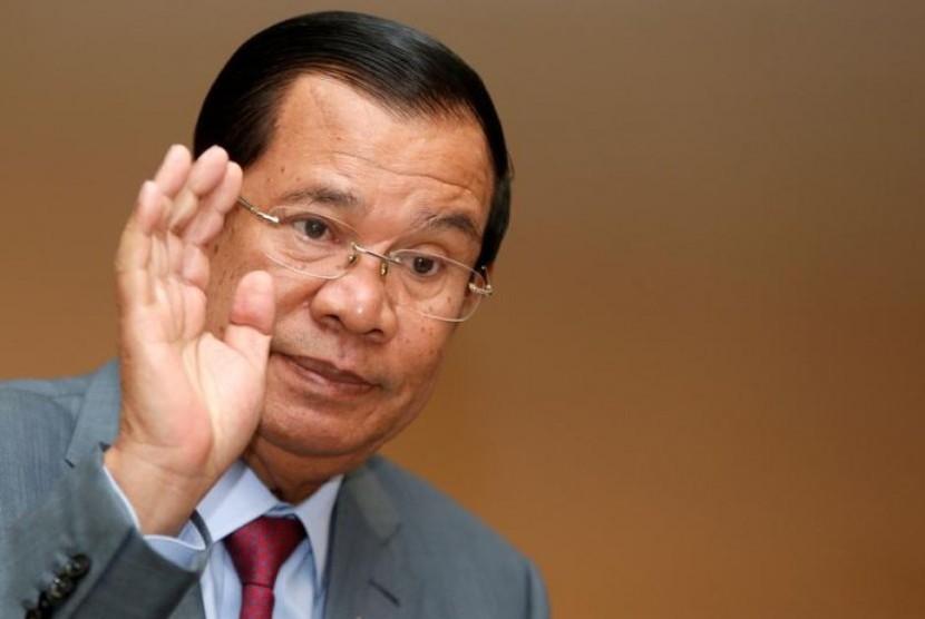 Perdana Menteri Kamboja, Hun Sen