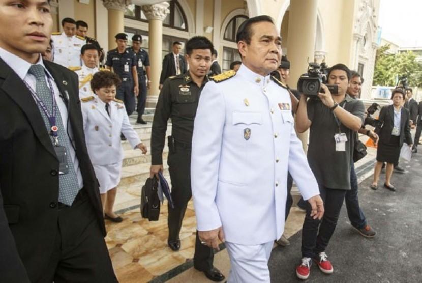 Perdana Menteri Thailand Prayuth Chan-ocha