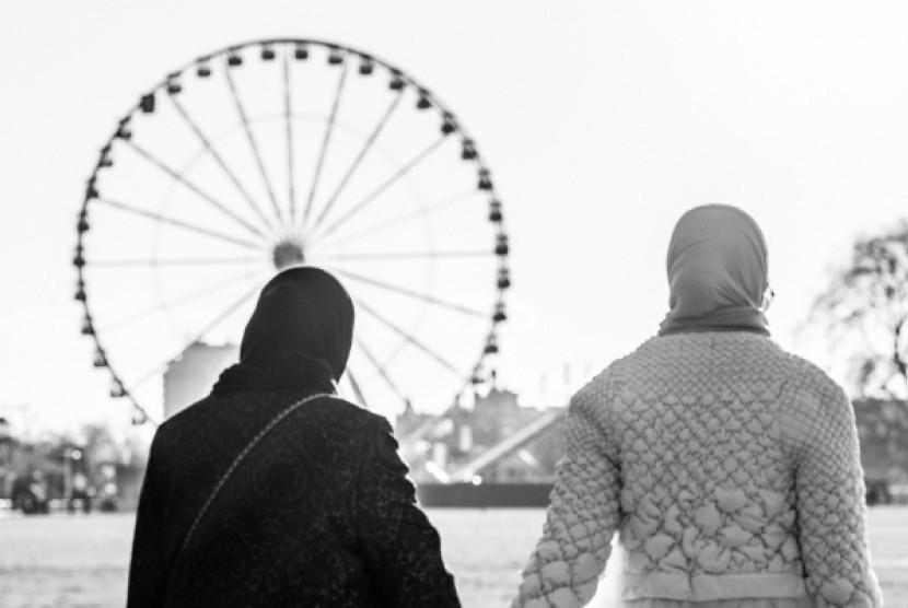 Guru Indonesia Di Jeddah Angkat Suara Soal Isu Jilbab Republika Online