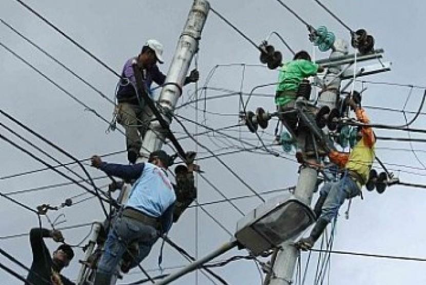 Pergantian jaringan listrik