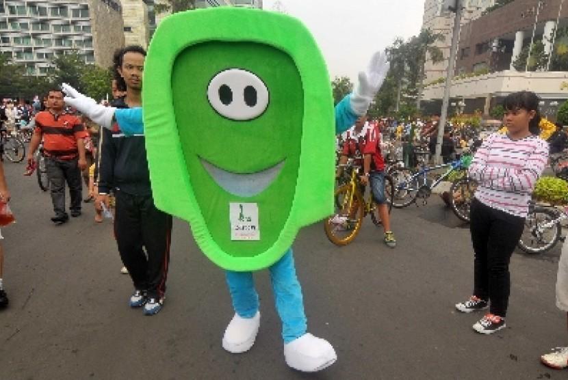 Peringatan hari toilet sedunia ditandai dengan kampanye untuk meningkatkan kesadaran tentang pentingnya tidak buang air besar sembarangan (Ilustrasi)