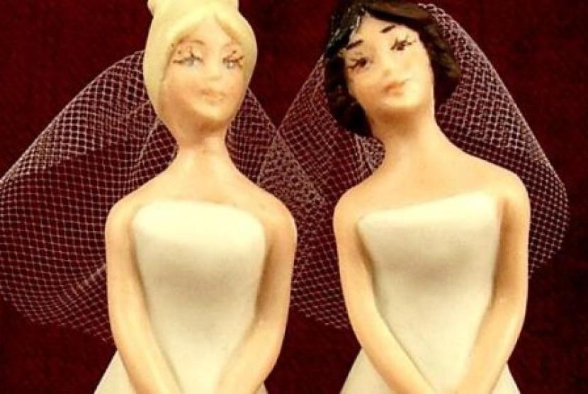 Perkawinan sejenis - ilustrasi