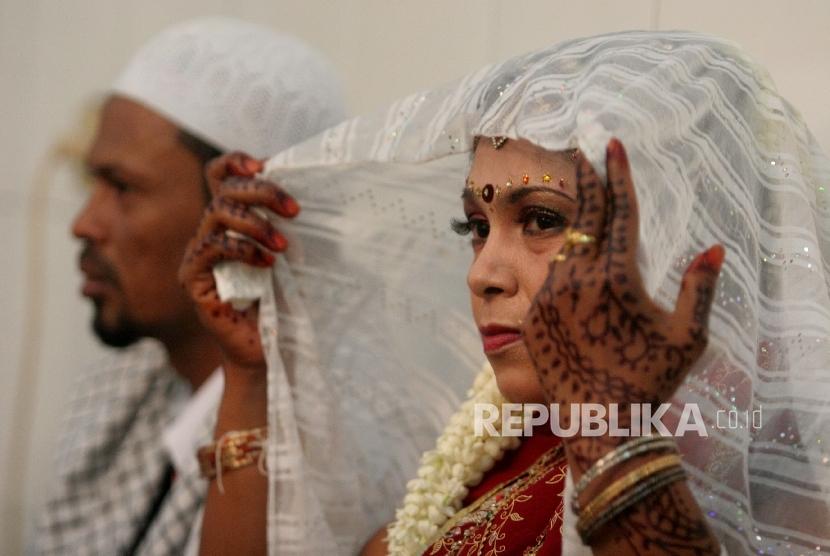 Pernikahan (ilustrasi)