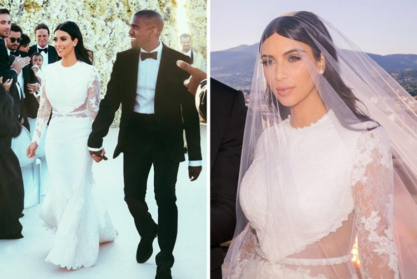 Ini 10 Gaun Pernikahan Selebritis Termahal Di Dunia Siapa Saja