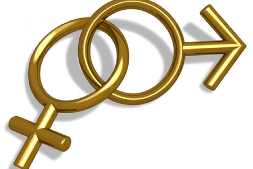 Persamaan gender (ilustrasi).