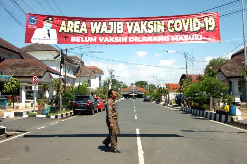 Pemkab Lumajang Maksimalkan WFH Saat Status Zona Hitam (ilustrasi).