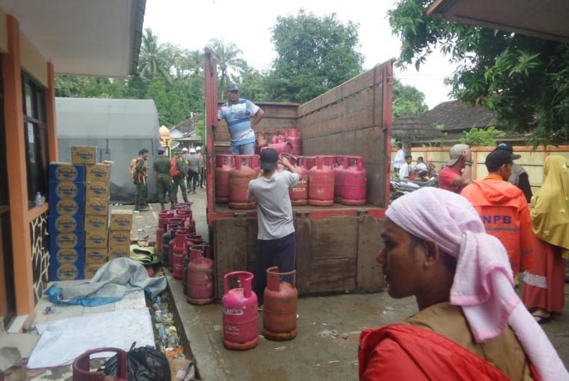 Pertamina menjamin pasokan LPG di Pandeglang.