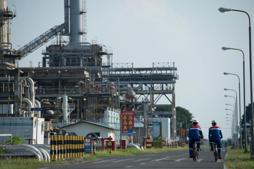 Pemerintah menegaskan target peningkatan produksi gas bumi nasional sudah tidak bisa ditawar lagi. Pemerintah tetap konsisten mengejar target produksi gas 12 Miliar Kaki Kubik Per Hari pada 2030.