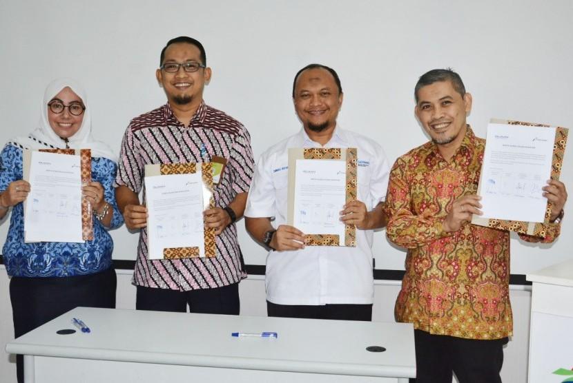 Pertamina RU VI Balongan mendukung pemerintah dalam pengentasan stunting dan gizi buruk.