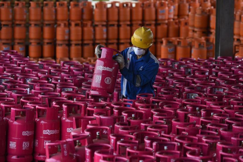 Pinky Movement, Pertamina Perluas Distribusi Bright Gas ...
