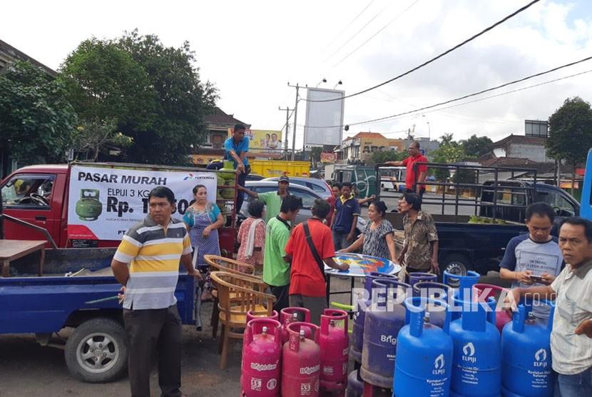 Pertamina Wilayah Bali menjamin tidak ada kelangkaah elpiji (LPG) selama libur panjang dan Lebaran Idul Fitri 2018. Ini karena sepanjang Ramadhan tahun ini Pertamina telah menambah suplai hingga enam persen.