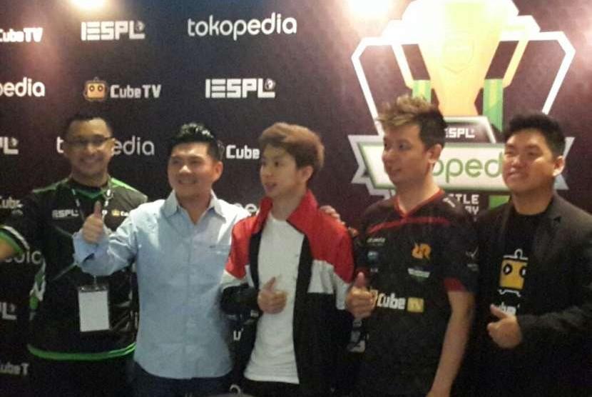 Pertandingan esport IESPL resmi digelar hari ini. Pembukaan liga utama IESPL dilakukan di Hotel Pullman Central Park Jakarta