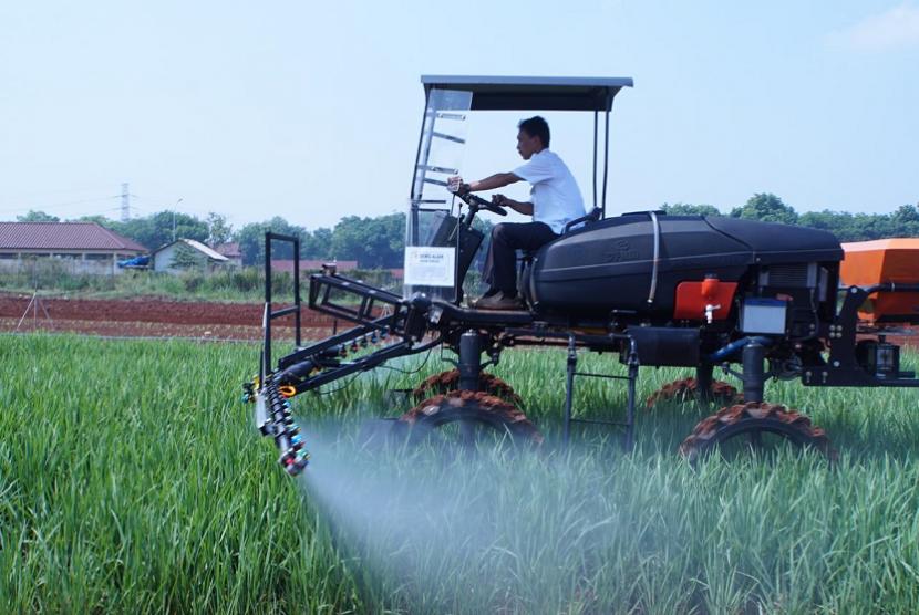 Pertanian Indonesia. (Ilustrasi)