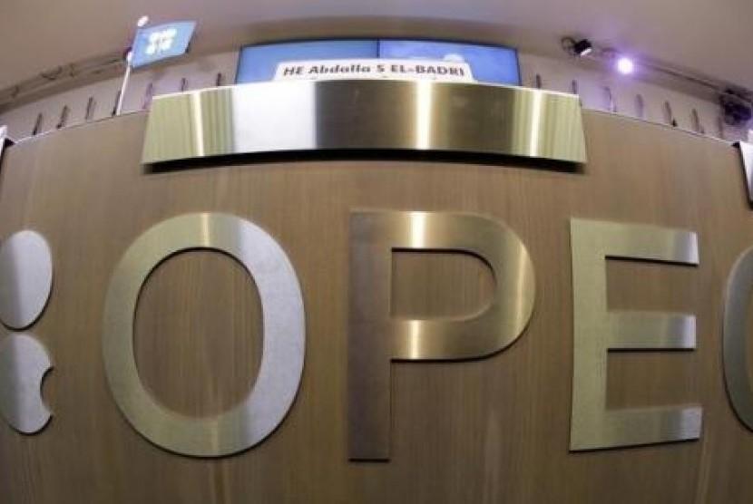 Pertemuan anggota OPEC di Wina, Austria.