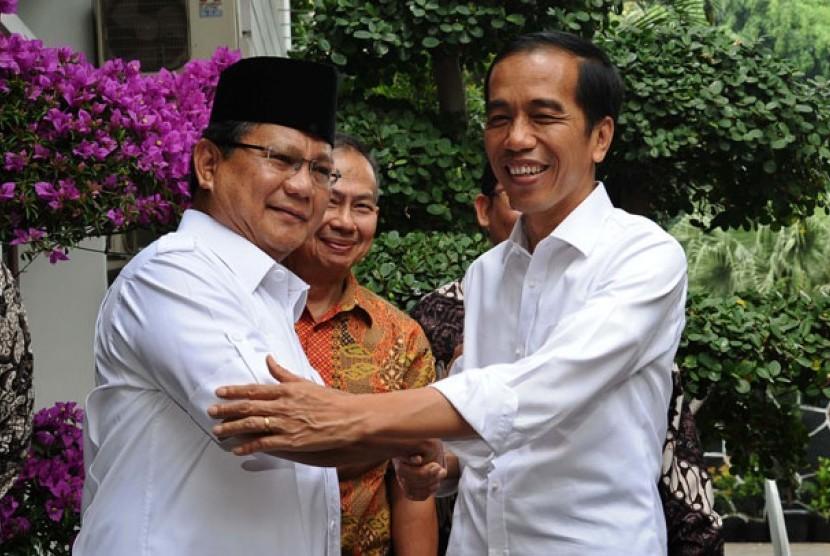 Pertemuan Prabowo-Jokowi