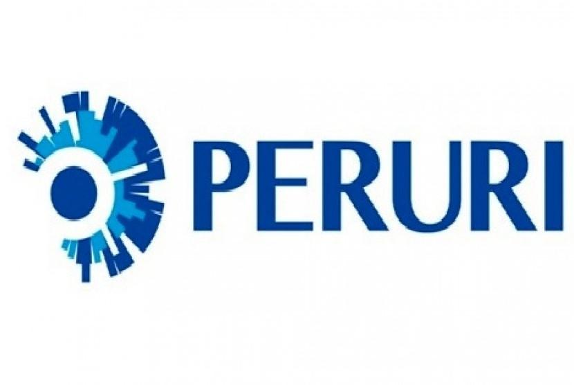 perum peruri kenalkan identitas baru republika online