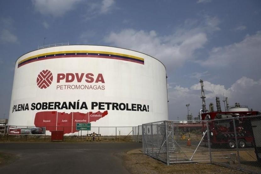 Perusahaan minyak milik Venezuela Petroleum of Venezuela (PDVSA).