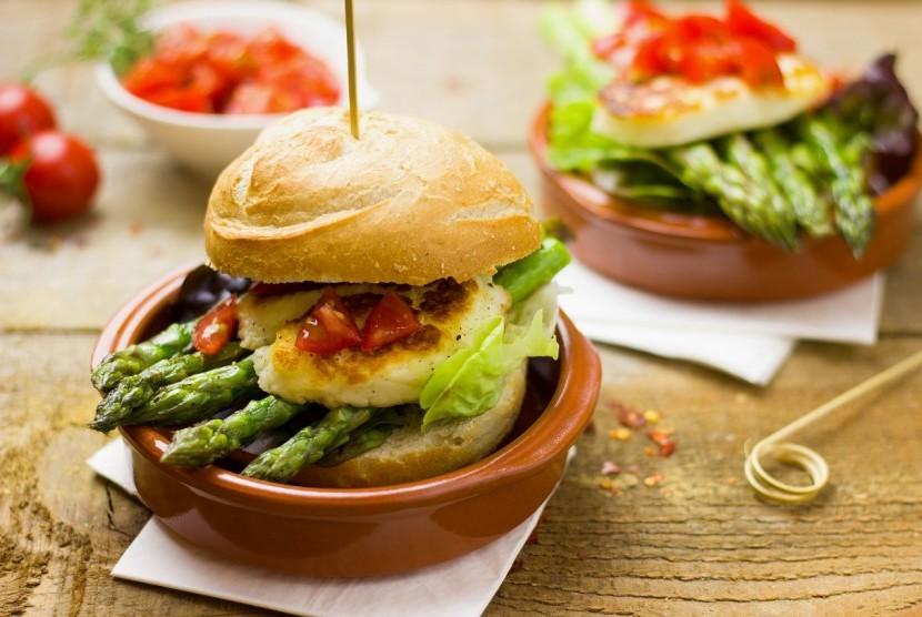 Daging vegetarian (Ilustrasi). Daging imitasi juga memiliki beberapa kekurangan yang perlu menjadi perhatian.
