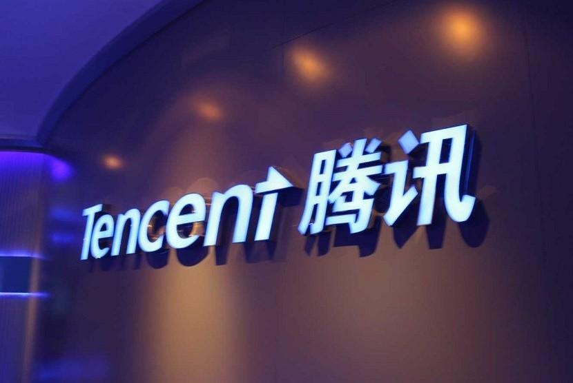 Perusahaan teknologi asal Cina, Tencent.