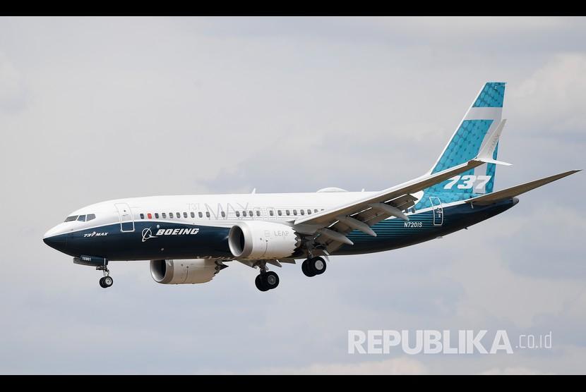 Pesawat Boeing 737 MAX