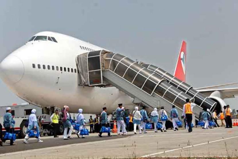 Pesawat Haji
