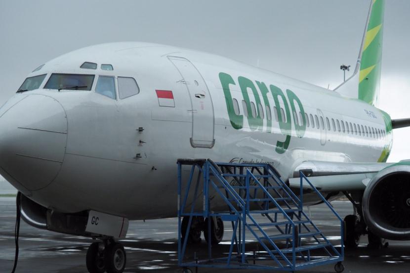 Pesawat Citilink Indonesia (ilustrasi)